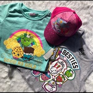 Shopkins Outfit